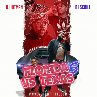 DJ Scrill & DJ Hitman Florida Vs. Texas 5