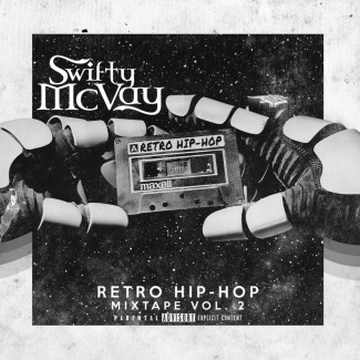 RETRO HIPHOP mixtape vol 2 (freestyle edition)